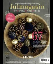 Allt om Handarbetes Stora Julmagasin aikakauslehti