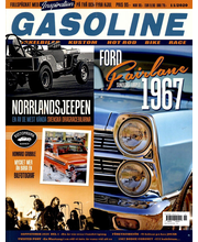 Gasoline aikakauslehti