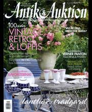 Antik & Auktion aikakauslehdet