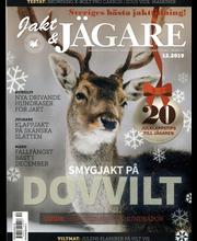 Jakt & Jägare aikakauslehti