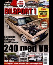 Bilsport aikakauslehdet