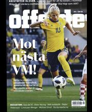 Offside aikakauslehdet