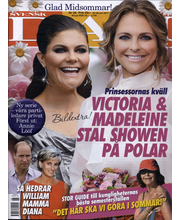 Svensk Damtidning. Naistenlehdet