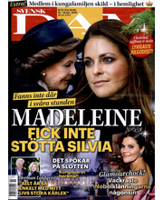 Svensk Damtidning aikakauslehti