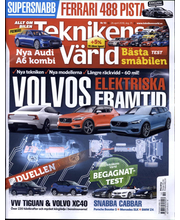 Teknikens Värld aikakauslehdet