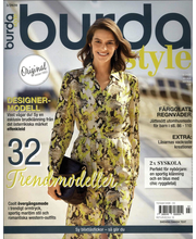 Burda Style (Swe) aikakauslehti