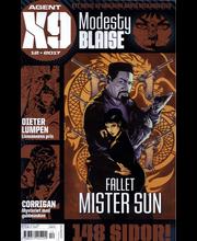 Agent X-9 aikakauslehdet