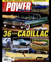 Power Magazine aikakauslehdet