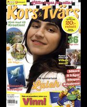 Kors & Tvärs aikakauslehdet
