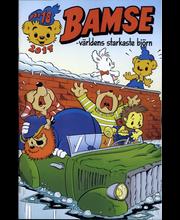 Bamse, sarjakuvalehdet