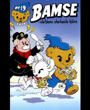 Bamse (Swe) 1 kpl, sarjakuvat