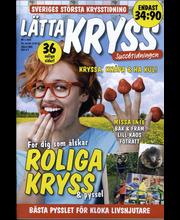 Lätta Kryss, aikakauslehti