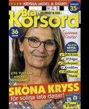 Bra Korsord aikakauslehdet