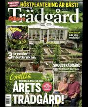 Allers Trädgård aikakauslehdet