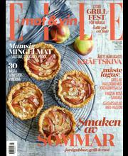 Elle Mat & Vin aikakauslehti