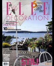 Elle Decoration (Swe), aikakauslehti