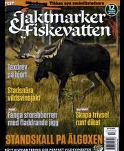 Jaktmarker och Fiskevatten aikakauslehdet
