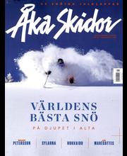Åka Skidor aikakauslehti