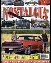 Nostalgia aikakauslehdet