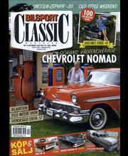 Bilsport Classic aikakauslehti