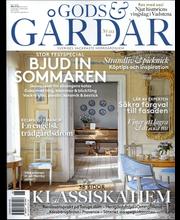 Gods & Gårdar aikakauslehdet