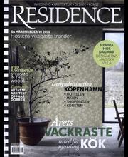 Residence aikakauslehdet