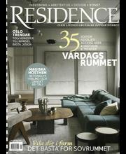 Residence aikakauslehti