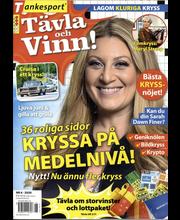 Tävla och Vinn aikakauslehdet