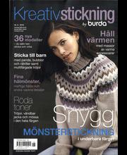 Kreativ Stickning aikauslehdet