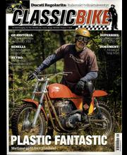 Classic Bike (Swe) aikakauslehdet
