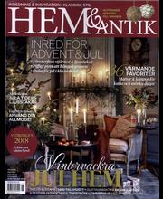 Hem & Antik aikakauslehdet