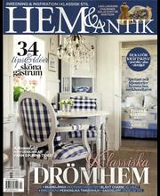 Hem & Antik aikakauslehti