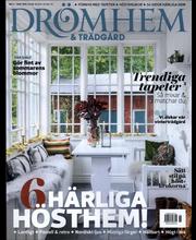Drömhem & Trädgård aikakauslehdet
