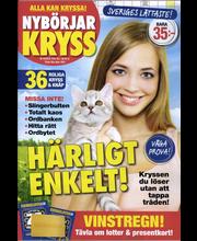 Nybörjarkryss, aikakauslehdet