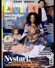 Family Living aikakauslehti