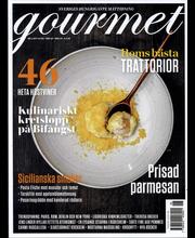 Gourmet  aikakauslehdet