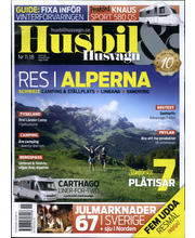 Husbil & Husvagn aikakauslehdet