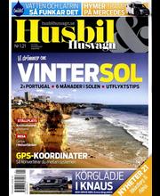 Husbil & Husvagn aikakauslehti