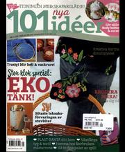101 Nya Idéer aikakauslehdet