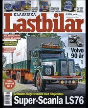 Klassiska Lastbilar aikakauslehdet