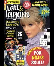 Lätt & Lagom aikakauslehti