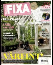 Allt om Trädgård Fixa aikakauslehdet