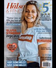 Hälsa & Fitness aikakauslehdet