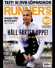 Runner's World (Swe) aikakauslehdet