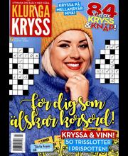 Kluriga Kryss aikakauslehdet