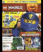 Lego Ninjago (Swe) aikakauslehti