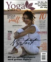 Yoga World (Swe) aikakauslehdet
