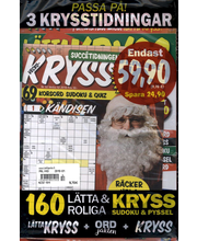 Lätta Kryss aikakauslehti