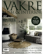 Vakre hjem & interior aikakauslehti