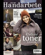 Allt om Handarbete´s Stick aikakauslehdet